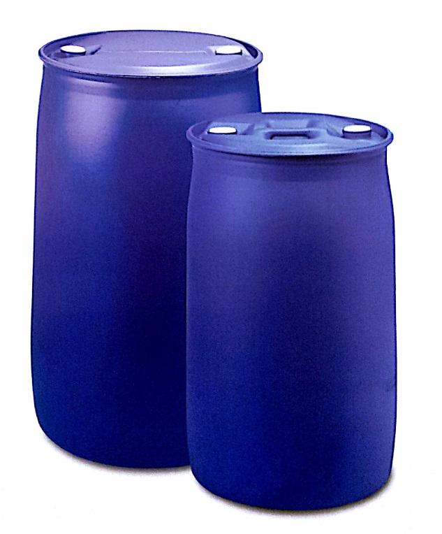 Bidones de pl stico de 220 litros para uso alimentario o for Depositos de plastico